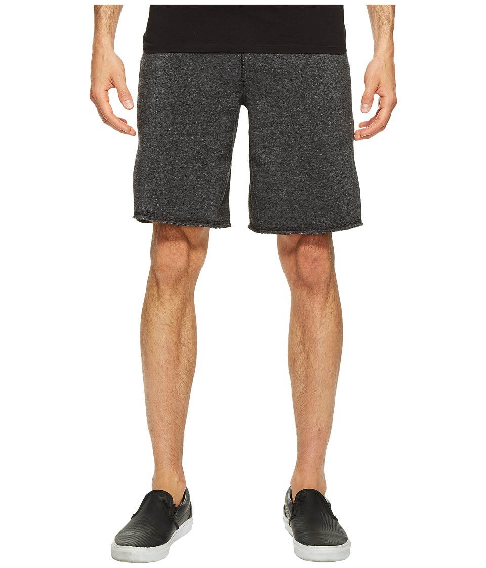 Alternative - Eco Fleece Jumpseat Shorts (Eco Black/Eco Grey) Men's Shorts