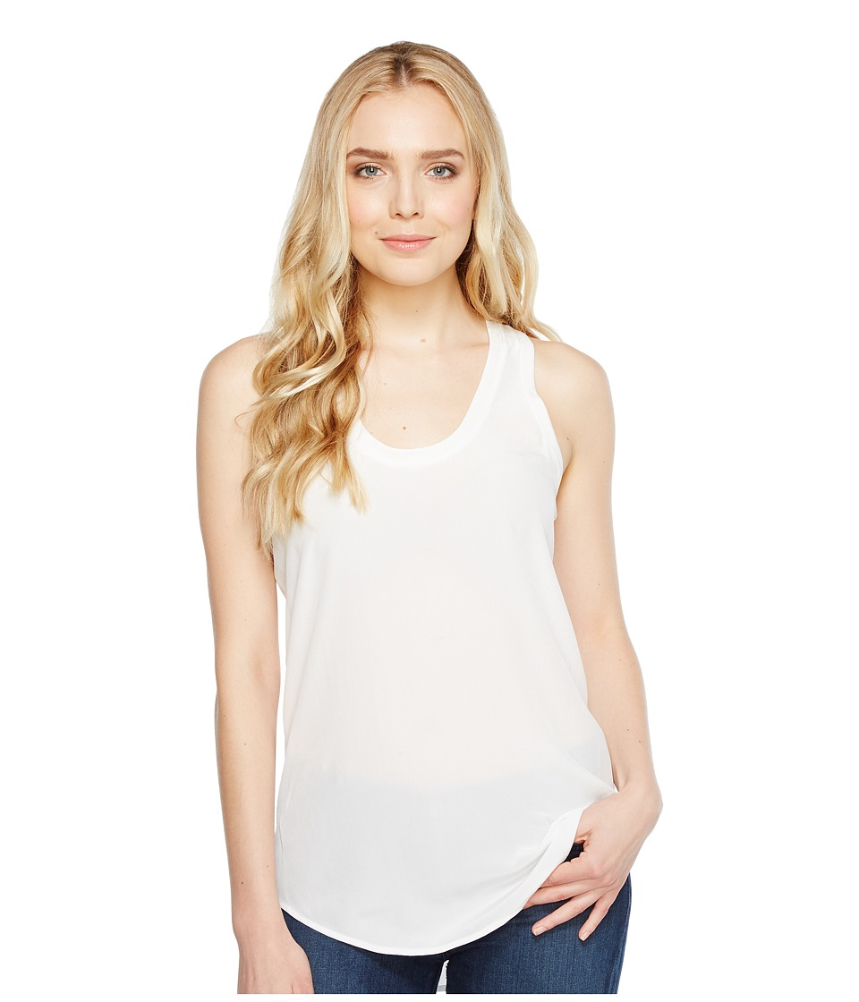 EQUIPMENT - Mel Tank Top Q23-E915 (Bright White) Women's Sleeveless