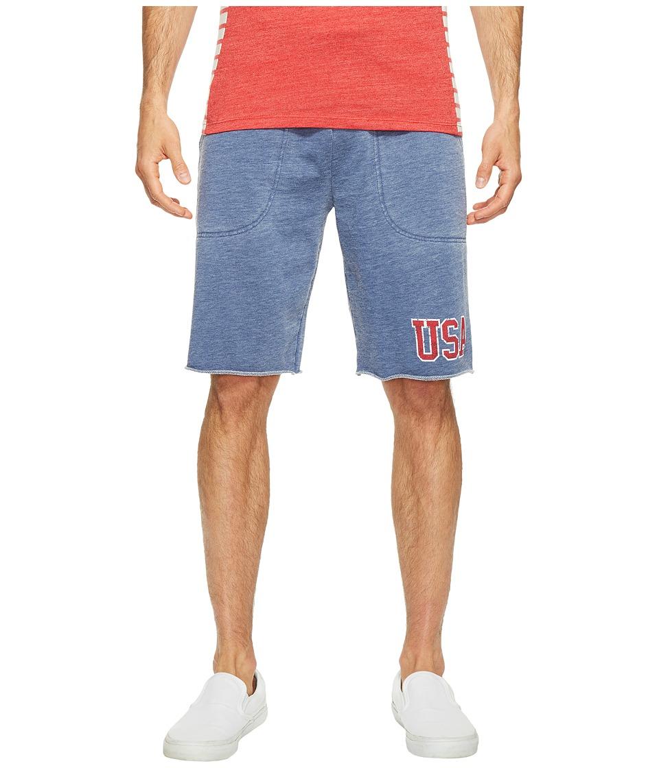 Alternative - Victory Shorts (Navy/USA) Men's Shorts