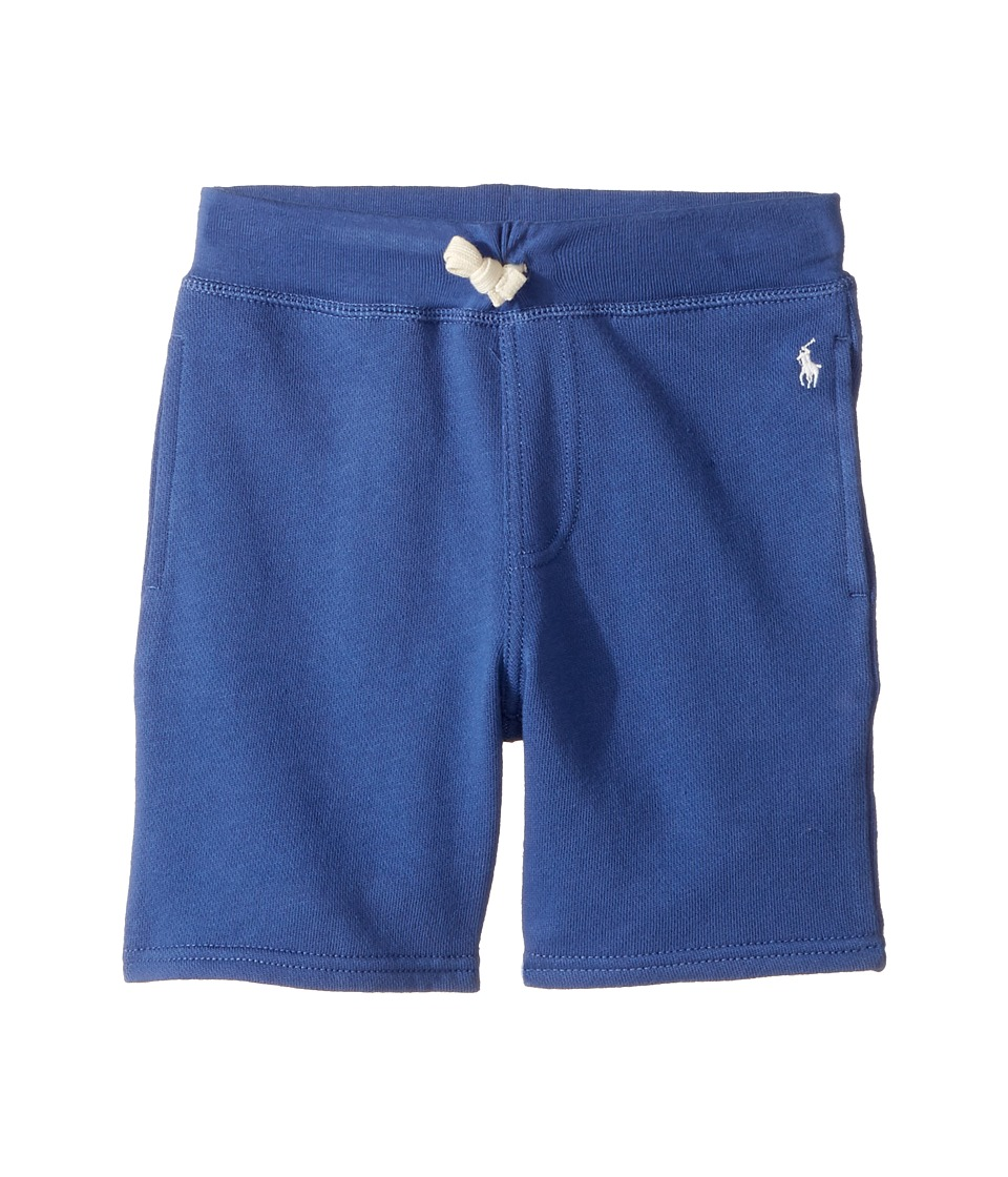 Polo Ralph Lauren Kids - Atlantic Terry Pull-On Shorts (Toddler) (Sporting Blue) Boy's Shorts