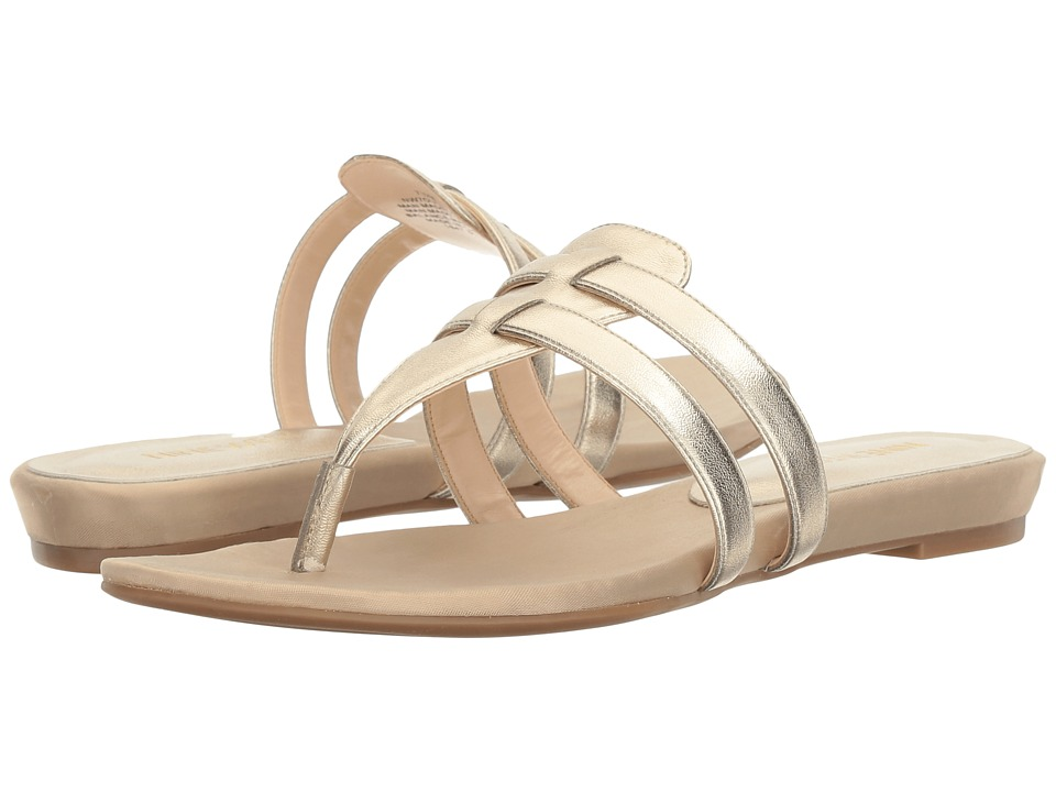 Nine West - Outside (Light Gold) Women's Shoes
