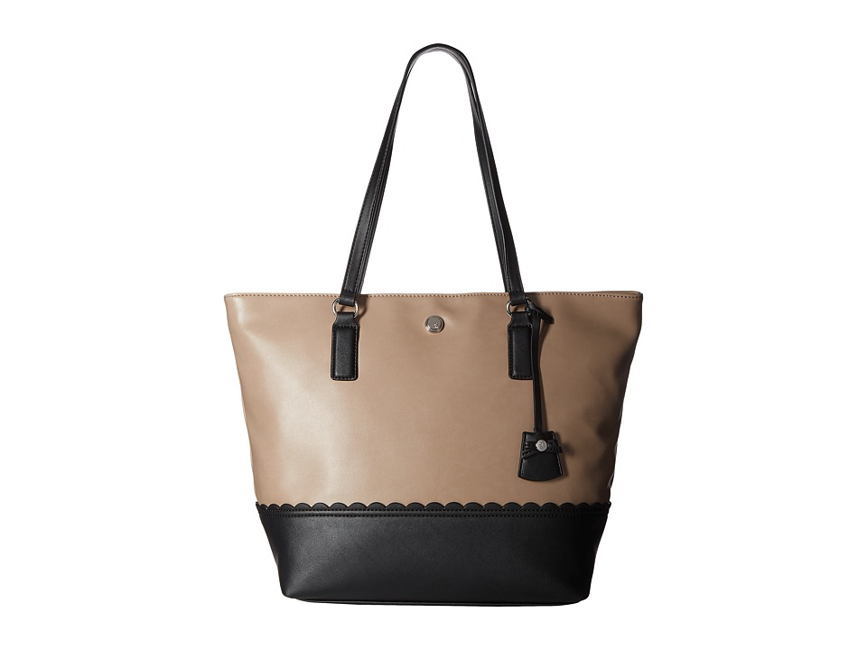 Nine West - Cecily (Mink/Black) Handbags