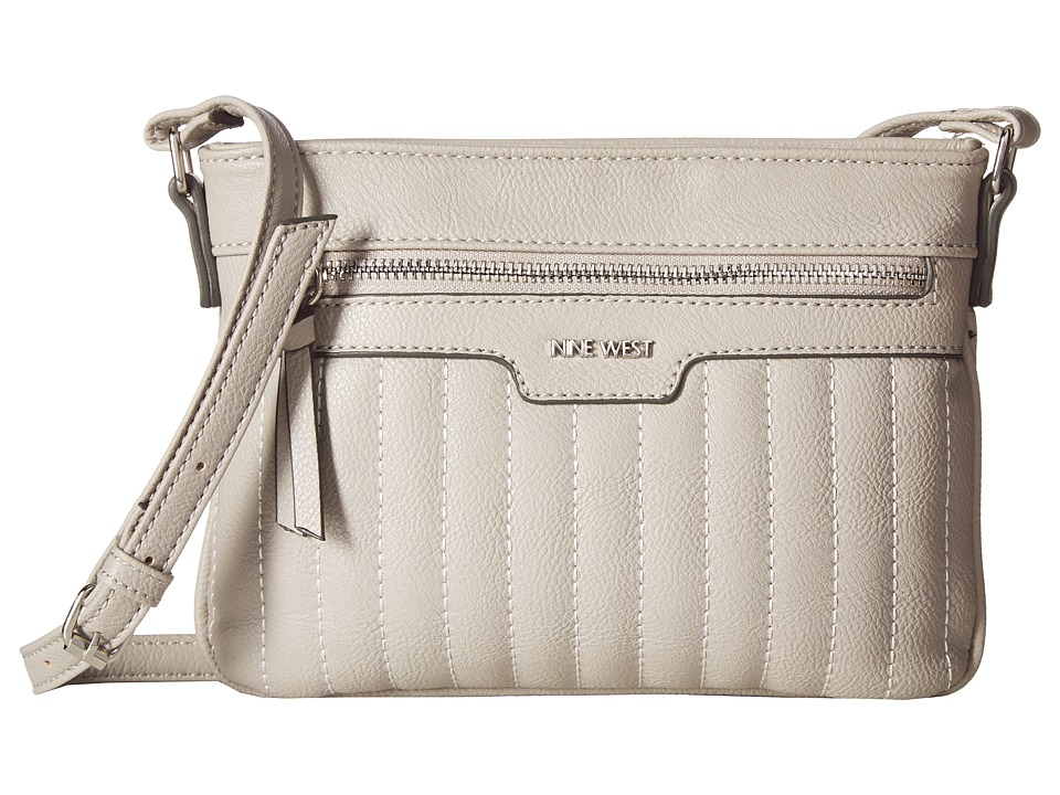 Nine West - Fine Lines (Dove) Handbags