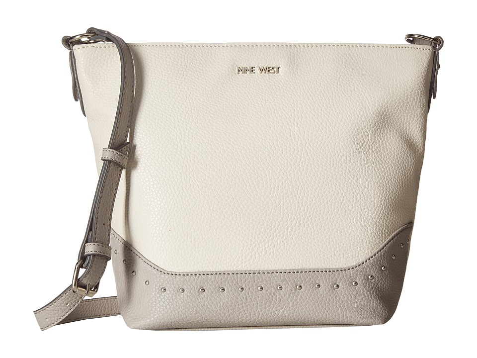 Nine West - Syra (Chalk/Dove) Handbags