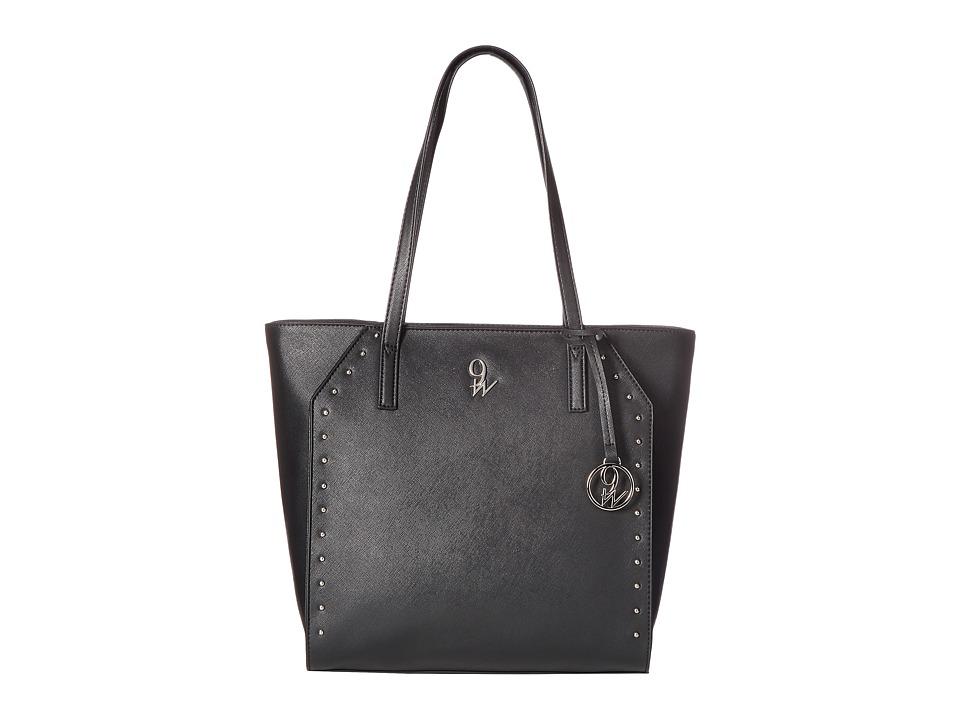 Nine West - Show Me Studs (Black) Handbags