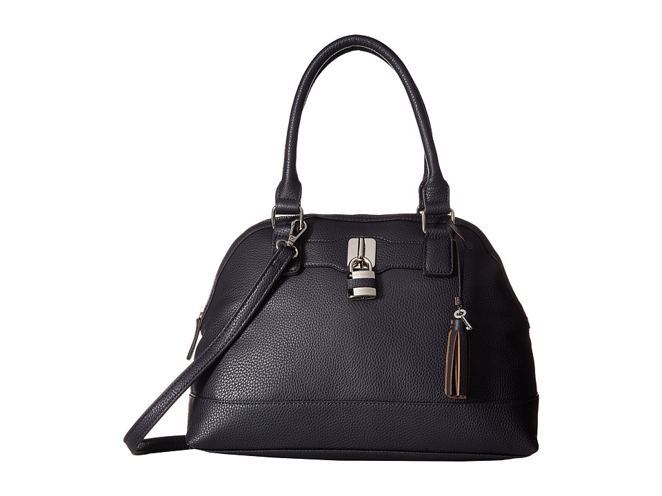 Nine West - Pop Lock (French Navy) Handbags