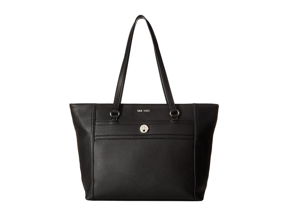Nine West - City Basics (Black) Handbags