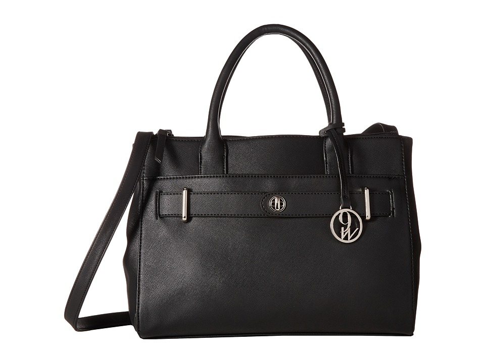 Nine West - Jitney (Black) Handbags