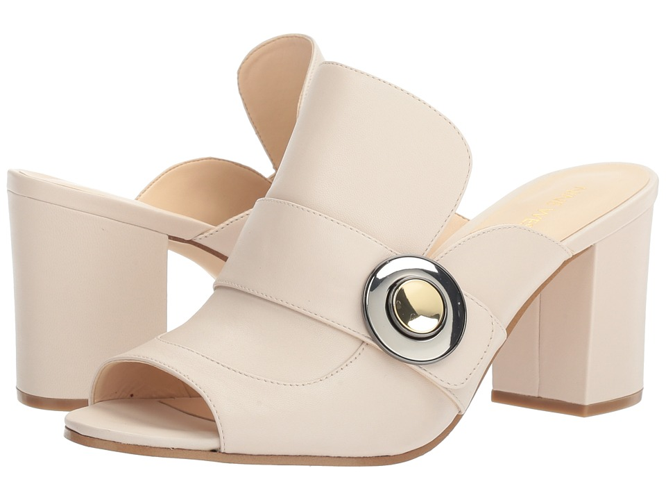 Nine West - Glynn (Off-White Leather) Women's Shoes