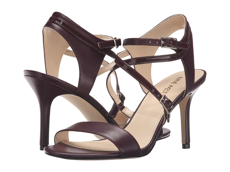 Nine West - Gypsee (Wine/Wine) Women's Shoes