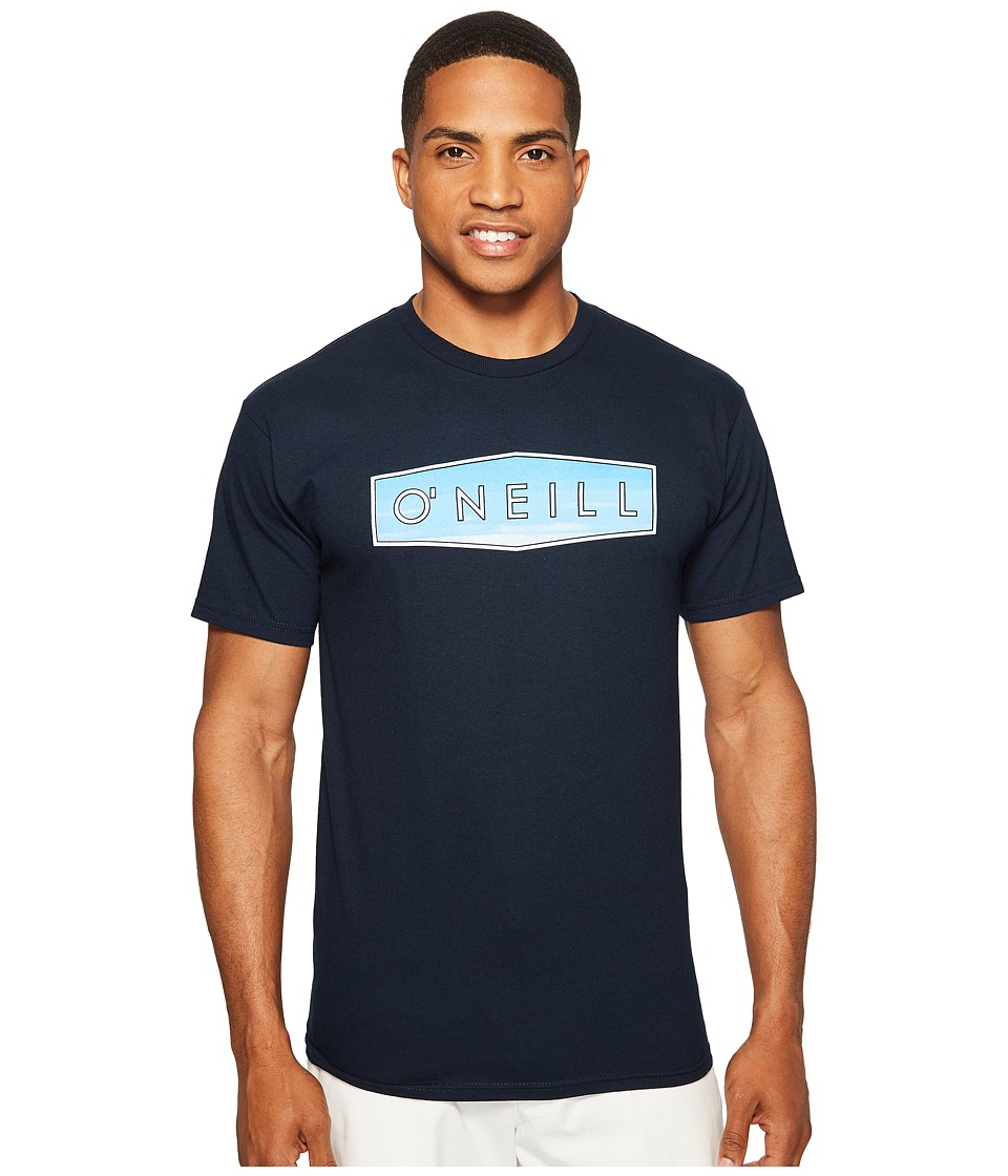 O'Neill - Alias Tee (Navy) Men's T Shirt