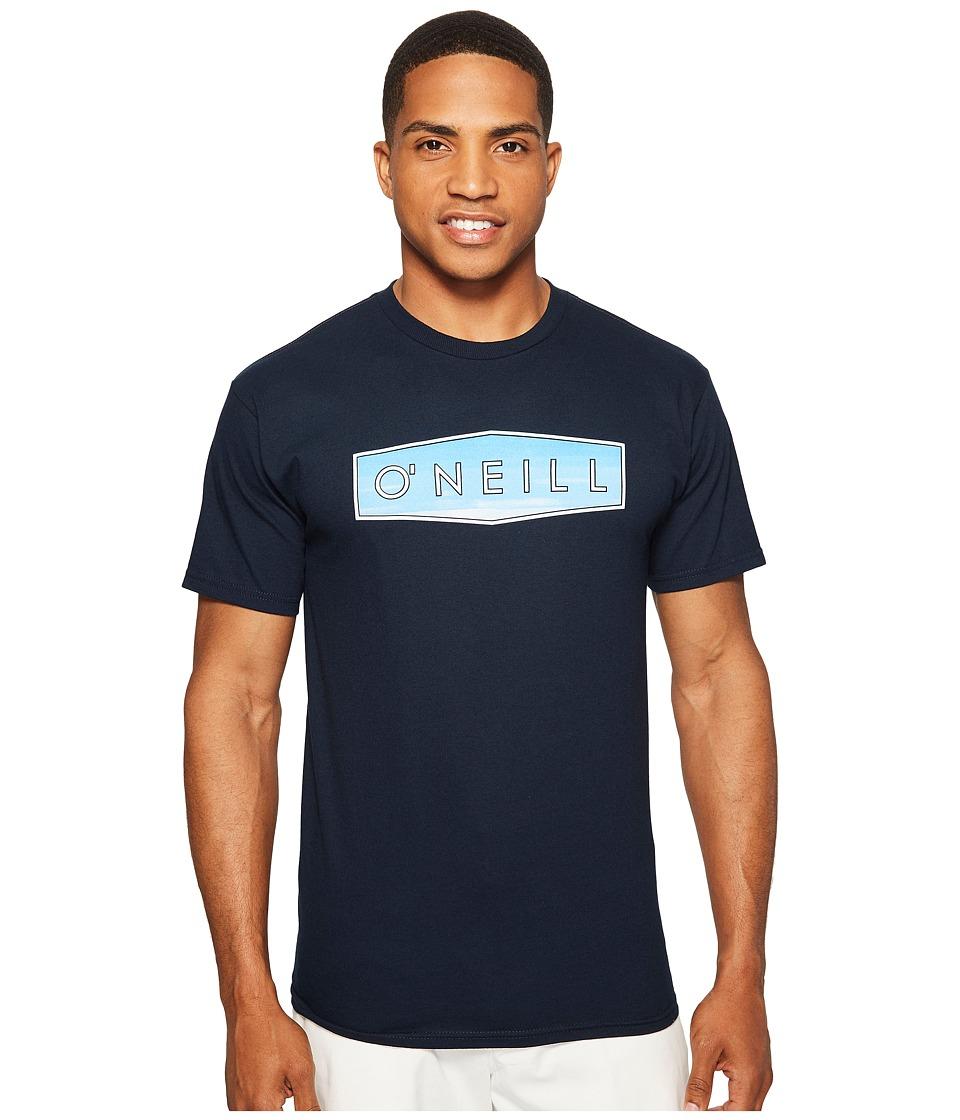 O'Neill - Alias Tee (Navy) Men's T Shirt