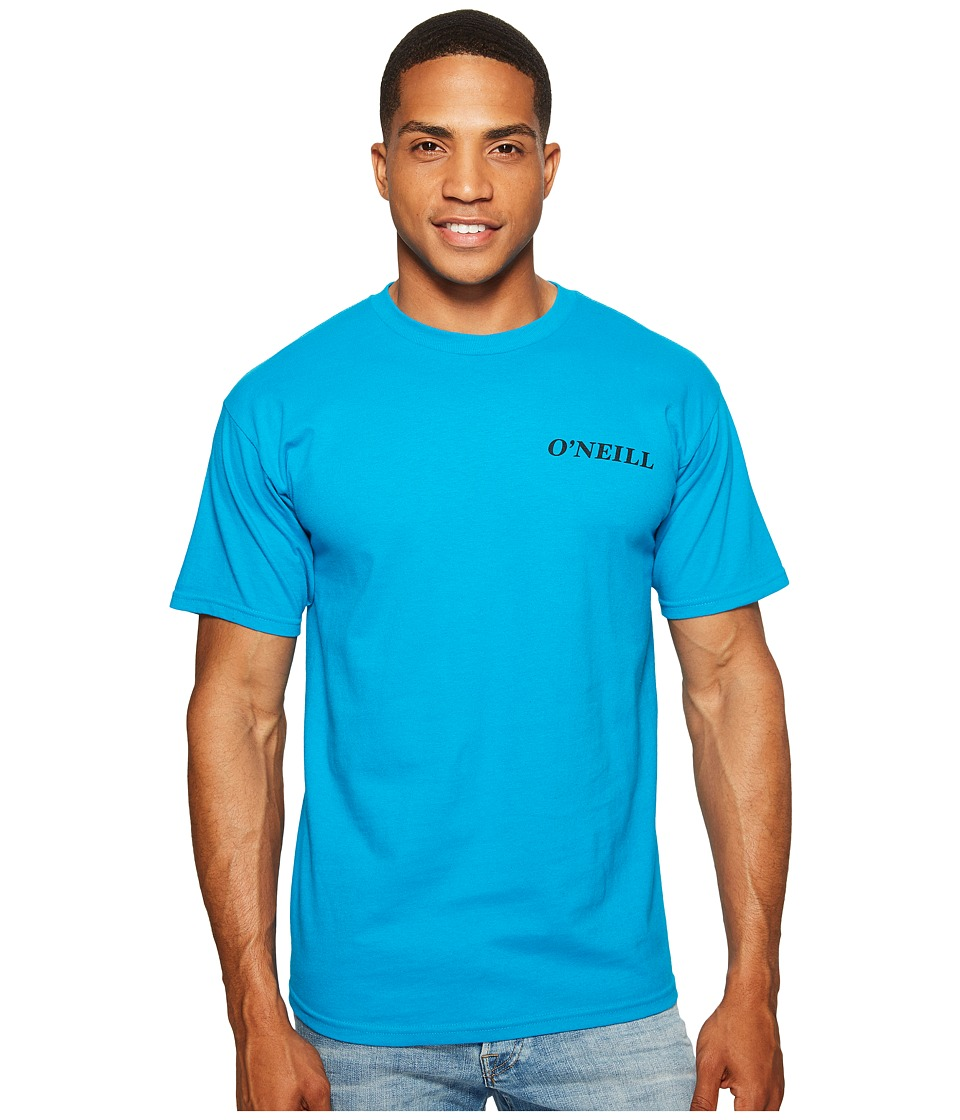 O'Neill - Transit Tee (Turquoise) Men's T Shirt