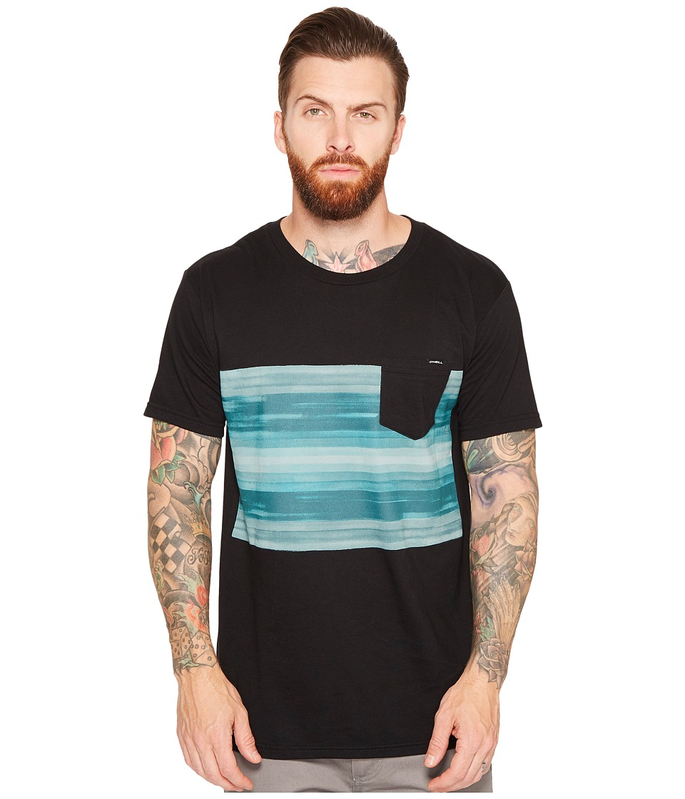 O'Neill - Chiba Tee (Black) Men's T Shirt