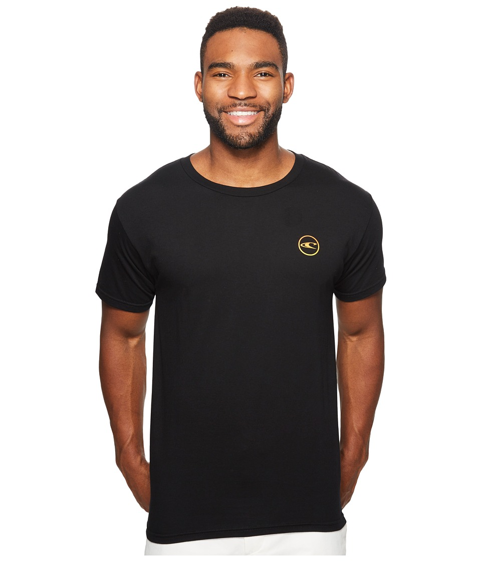 O'Neill - Boards Tee (Black) Men's T Shirt