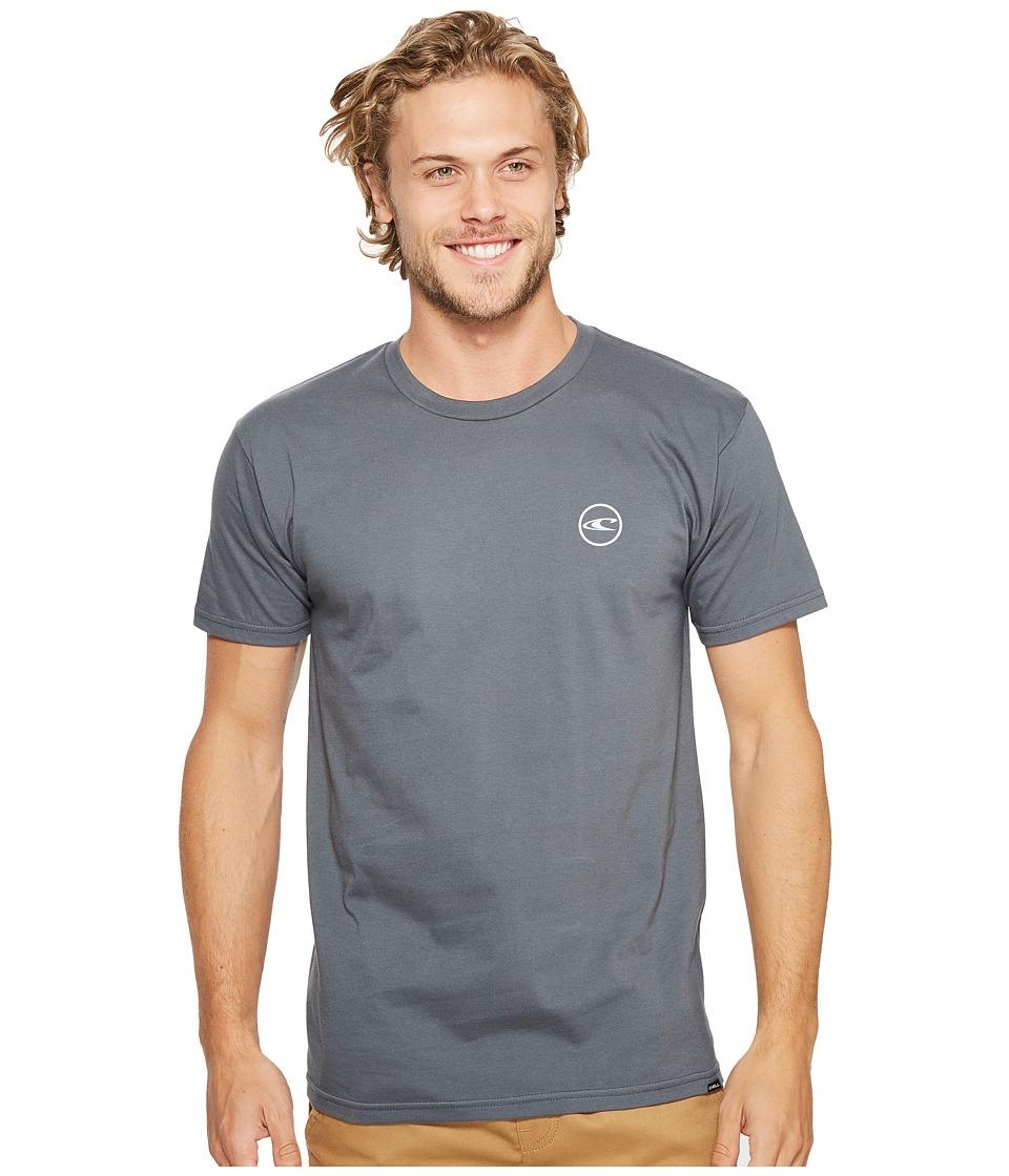 O'Neill - Boards Tee (Charcoal) Men's T Shirt