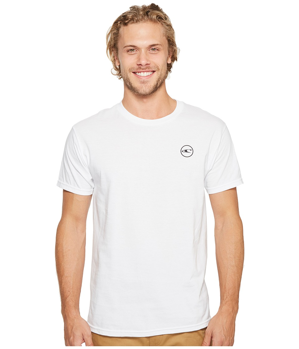 O'Neill - Boards Tee (White) Men's T Shirt
