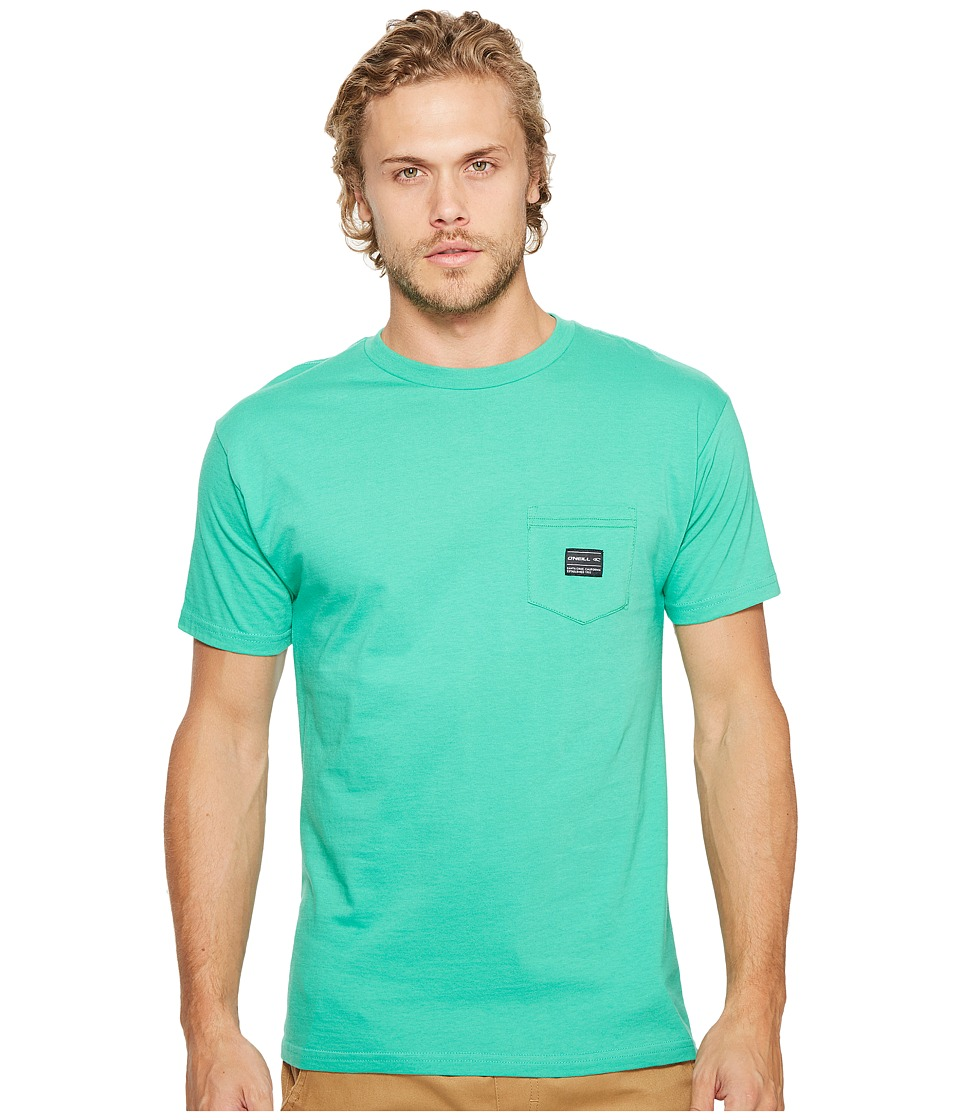 O'Neill - Stitched Tee (Green) Men's T Shirt