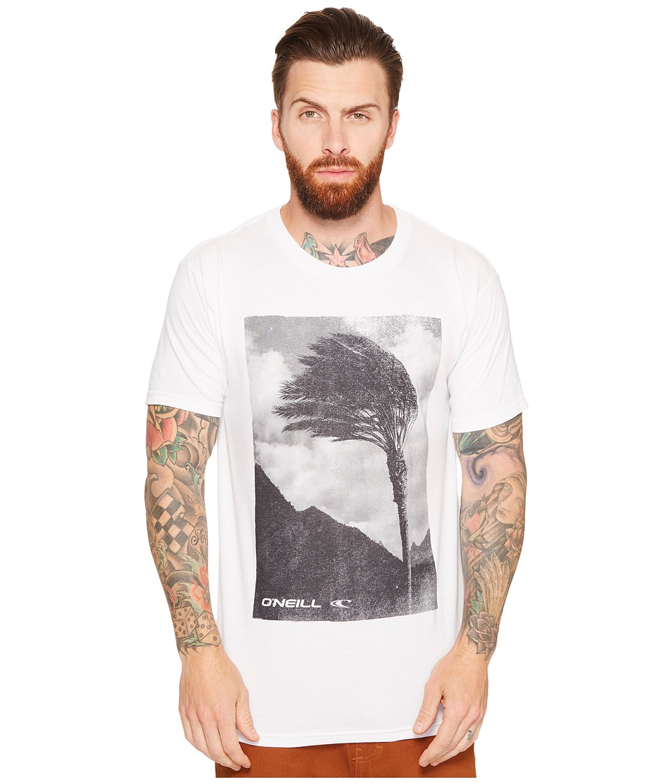O'Neill - Gusto Tee (White) Men's T Shirt