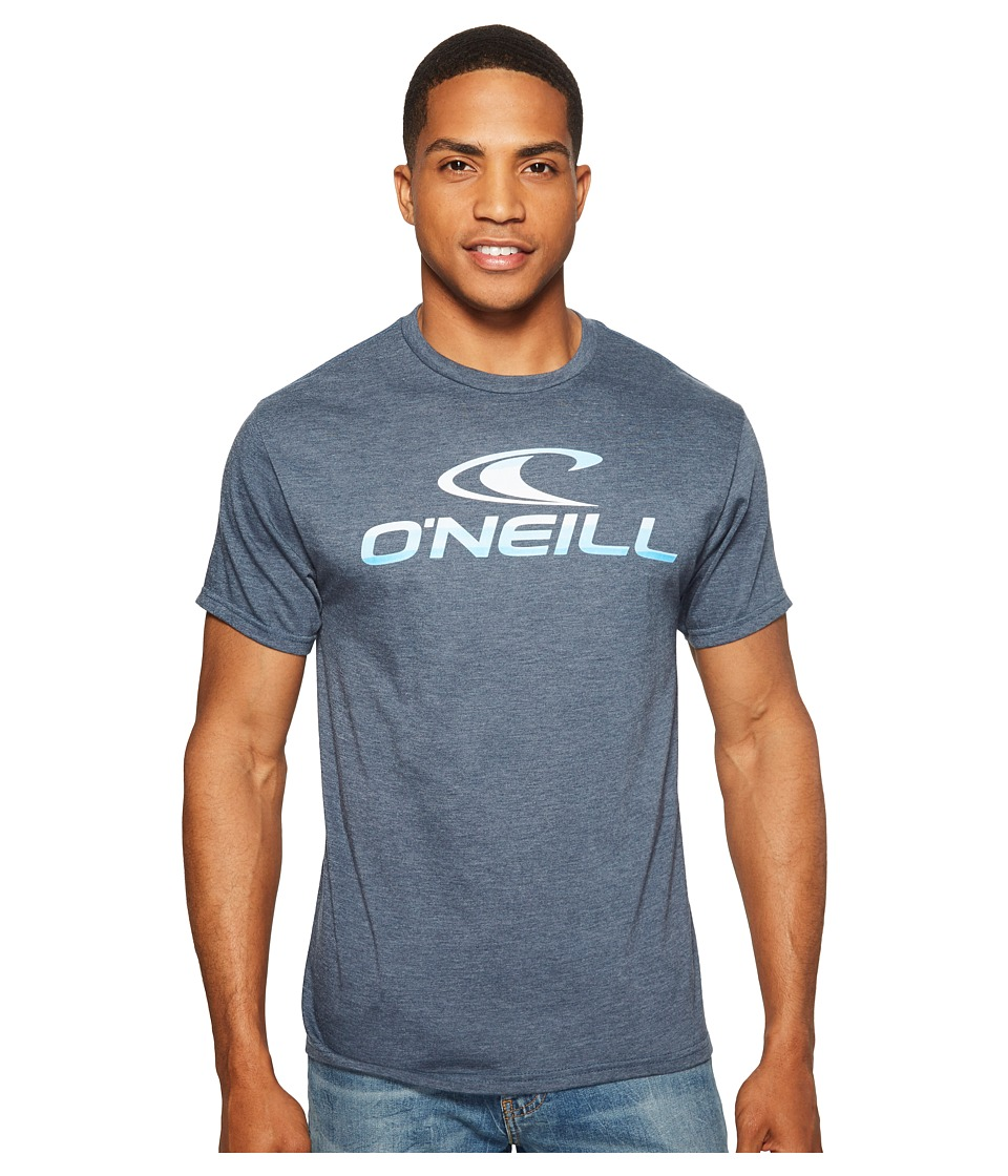 O'Neill - Hemisphere Tee (Navy Heather) Men's T Shirt