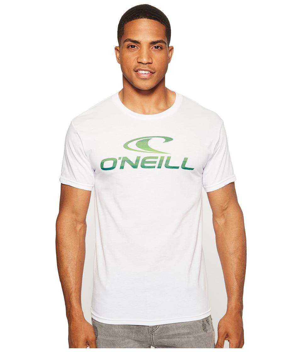 O'Neill - Hemisphere Tee (White) Men's T Shirt