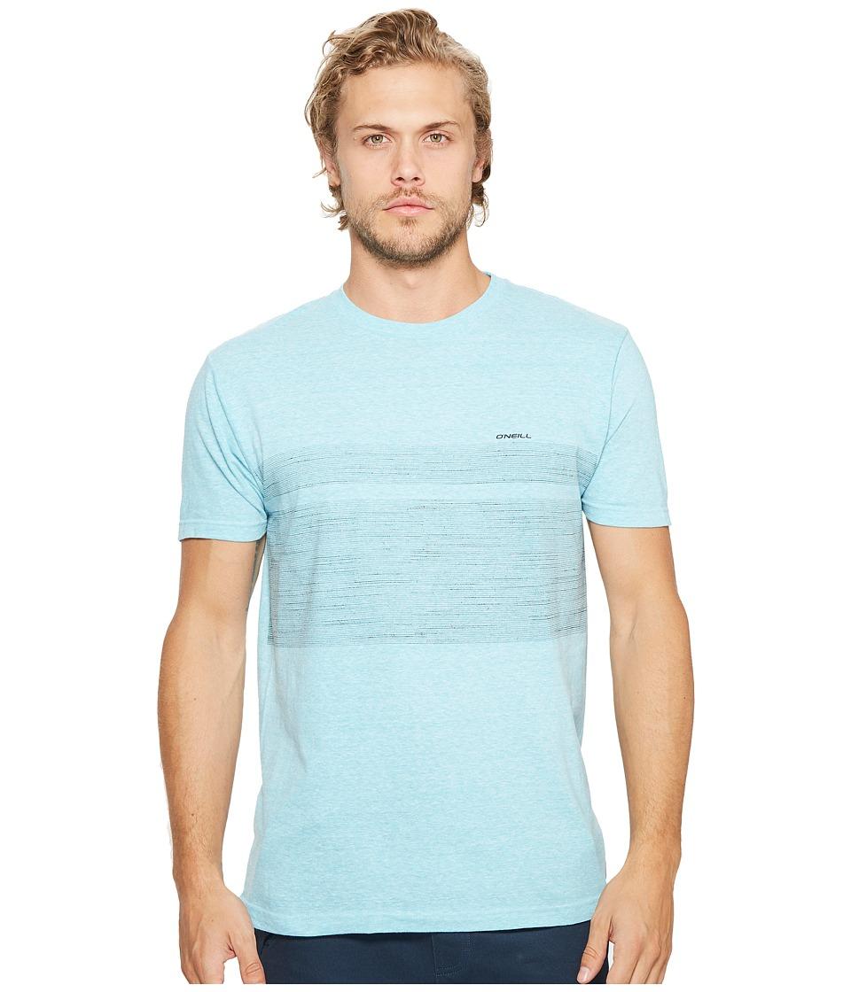 O'Neill - Slubliminal Tee (Aqua Heather) Men's T Shirt
