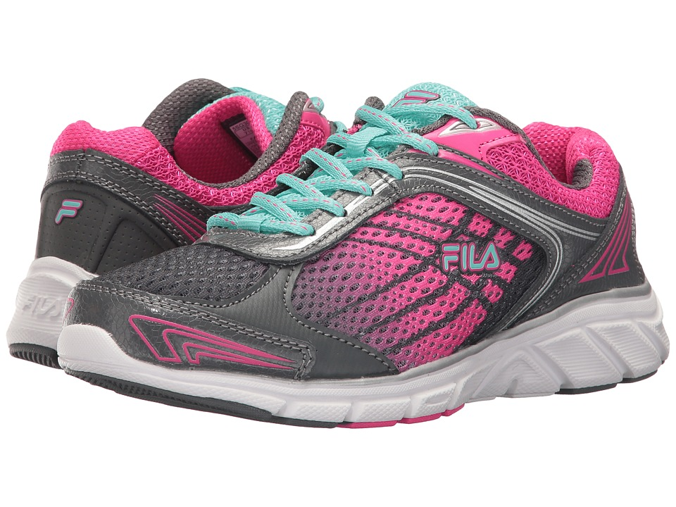 Fila Memory Narrow Escape (Castlerock/Aruba Blue/Pink Glo) Women
