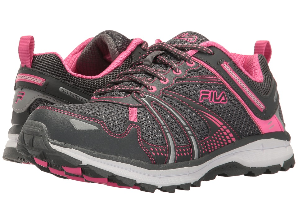 Fila - Tko Tr (Castlerock/Sugar Plum/White) Women's Shoes