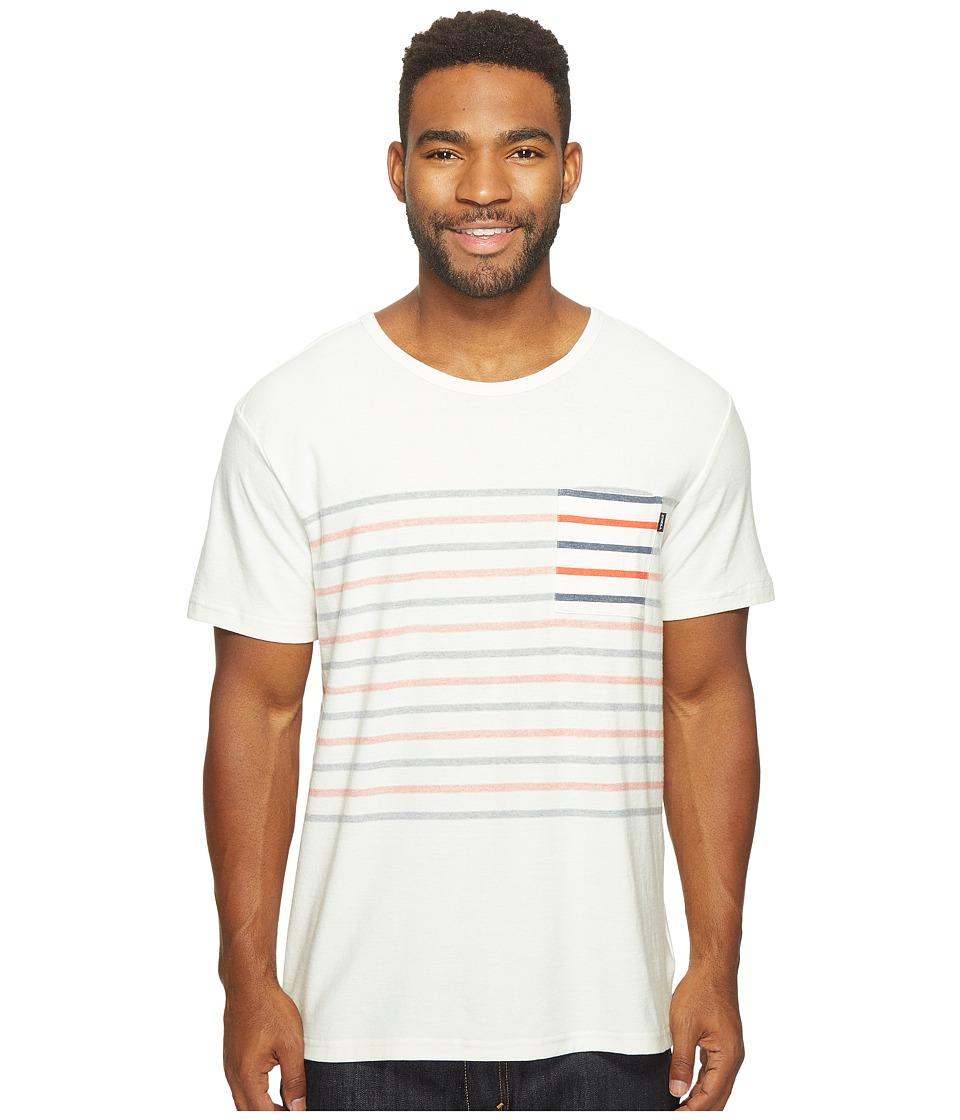 O'Neill - Washington Crew Knits (White) Men's Clothing