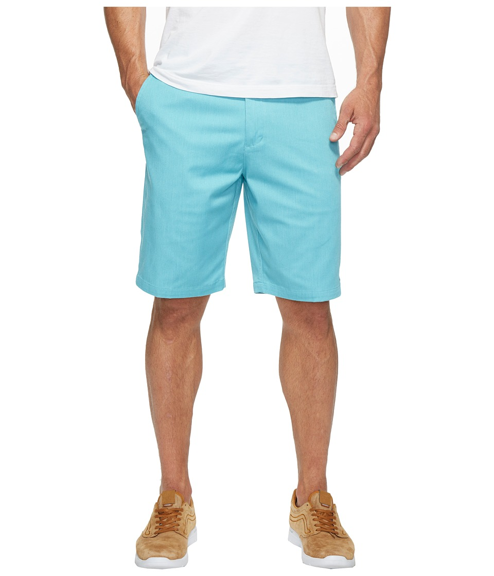 O'Neill - Contact Stretch Shorts (Turquoise) Men's Shorts