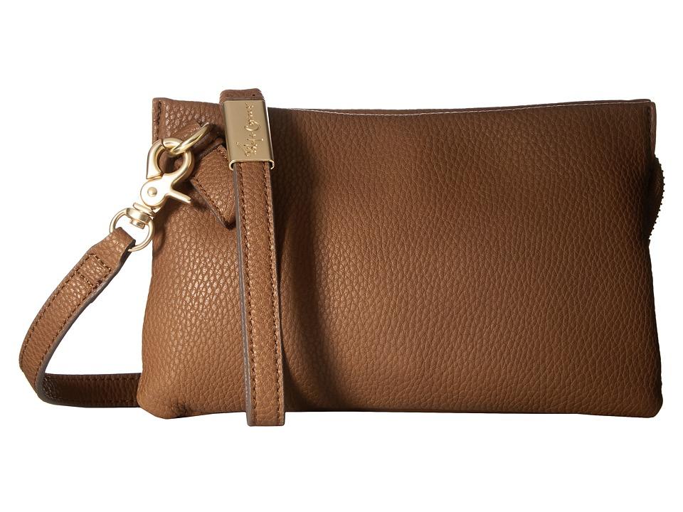 Foley & Corinna - Cache Crossbody (Cognac) Cross Body Handbags