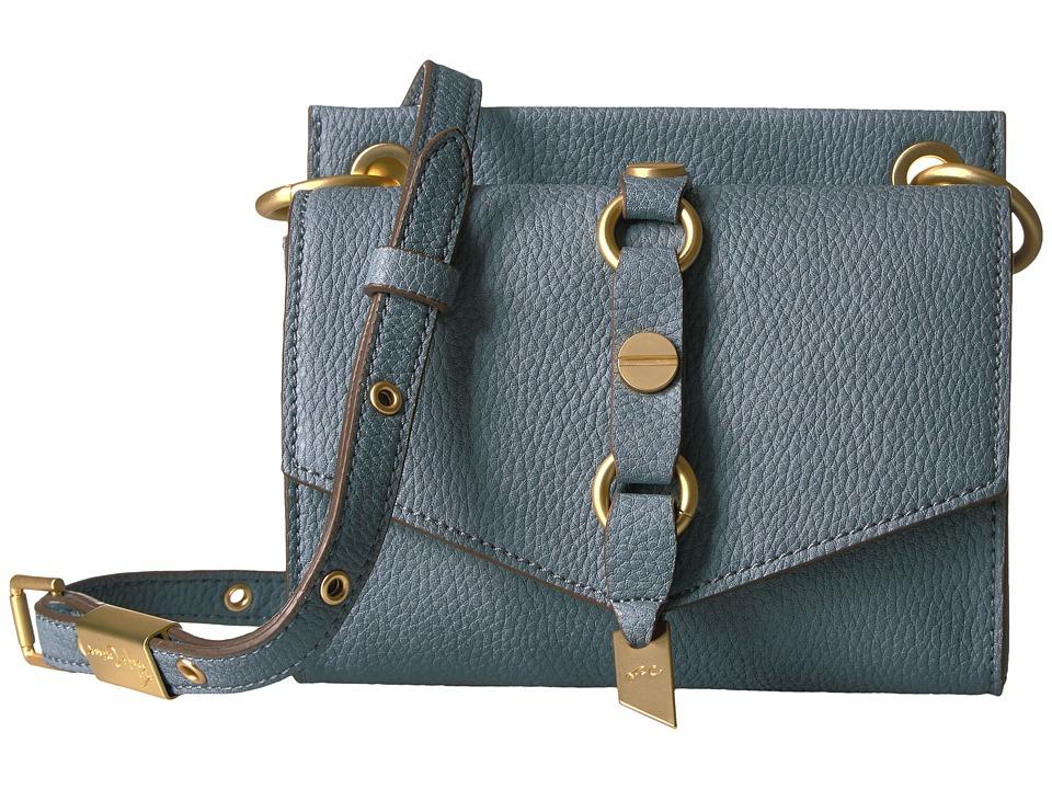 Foley & Corinna - Wildheart Mini Crossbody (Blue Infinity) Cross Body Handbags