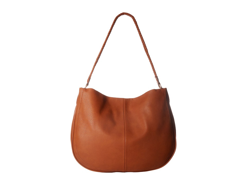 Foley & Corinna - Coconut Island Hobo (Cognac) Hobo Handbags