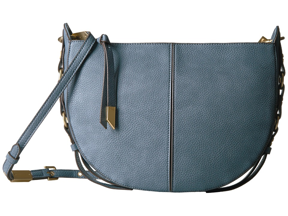Foley & Corinna - Wildheart Crossbody Hobo (Blue Infinity) Hobo Handbags