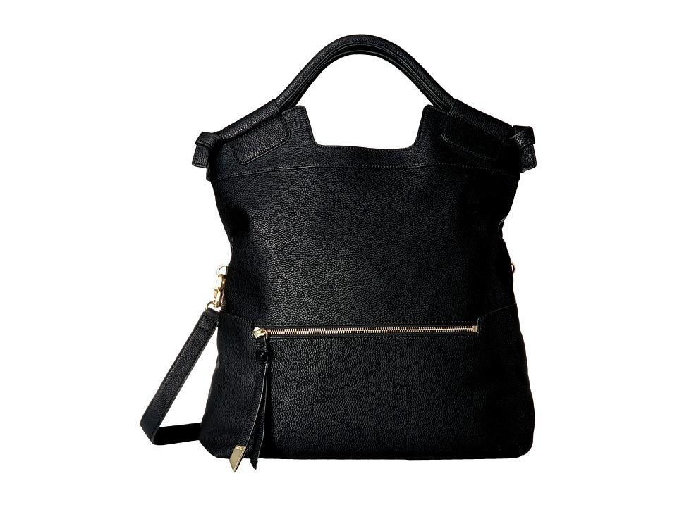 Foley & Corinna - Mid City Tote (Black) Tote Handbags