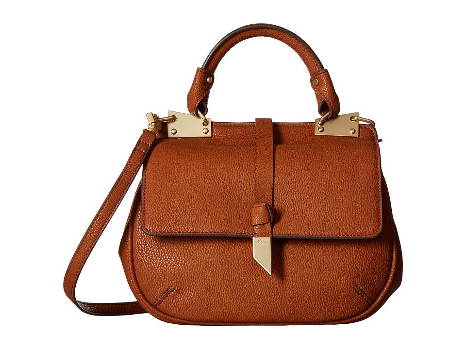 Foley & Corinna - Dione Saddle Bag (Cognac) Bags