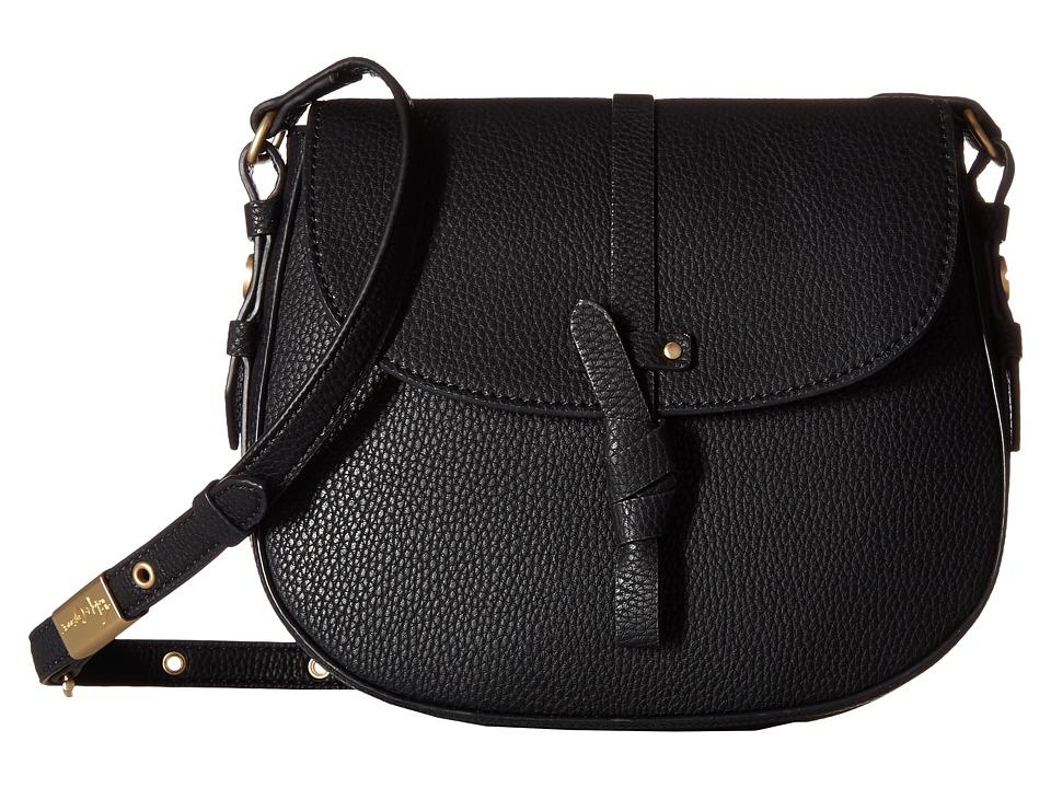 Foley & Corinna - Coconut Island Saddle Bag (Black) Bags