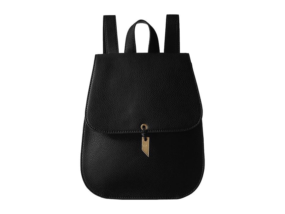 Foley & Corinna - Lola Backpack (Black) Backpack Bags