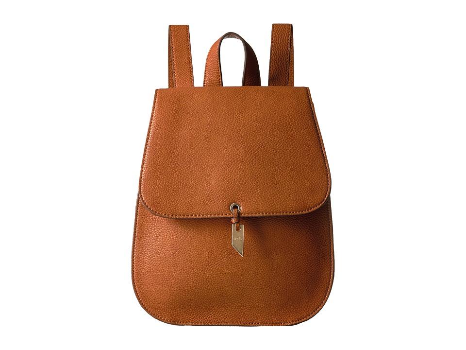 Foley & Corinna - Lola Backpack (Cognac) Backpack Bags