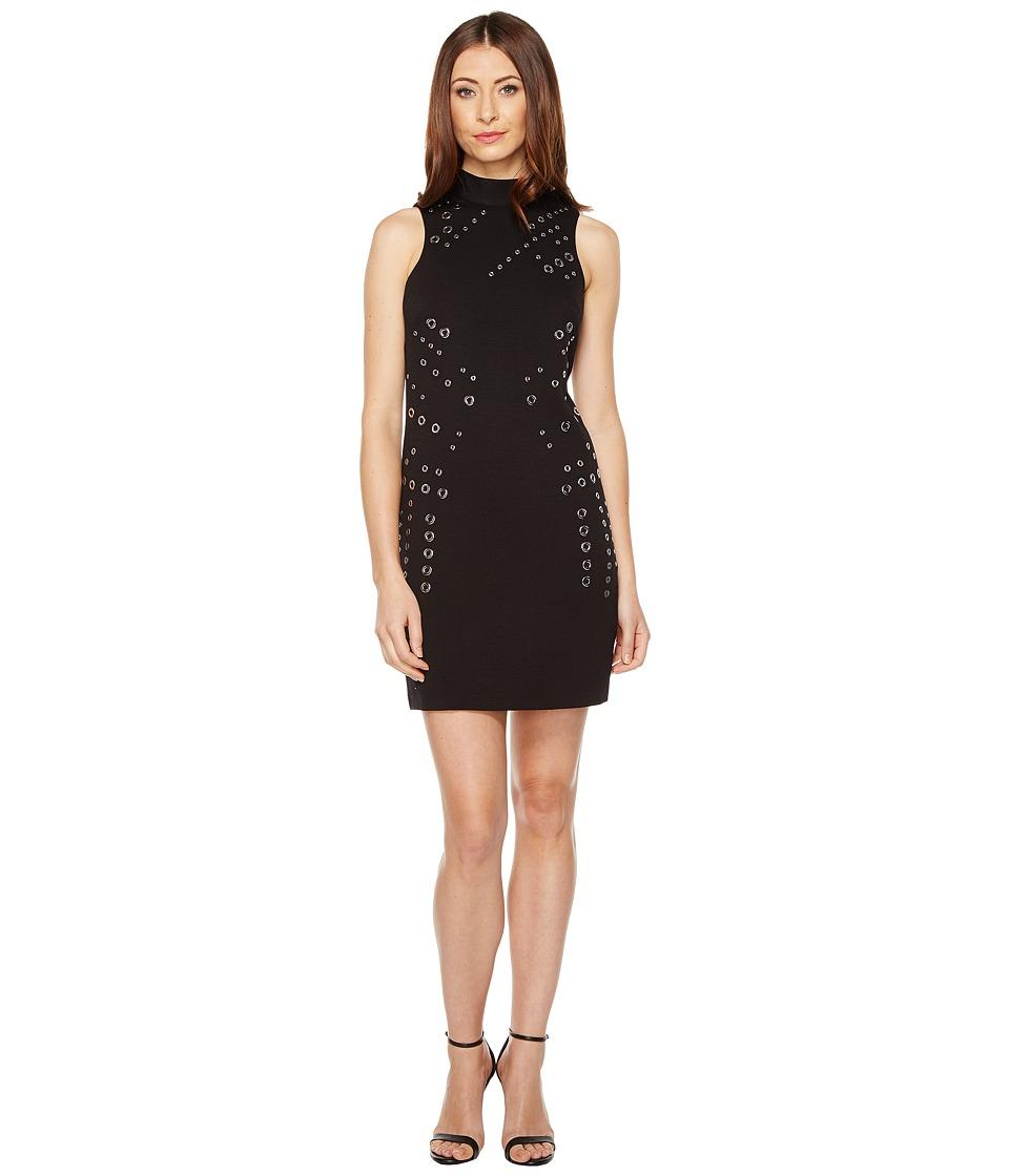 Tahari by ASL - Grommet Sheath Dress (Black) Women's Dress