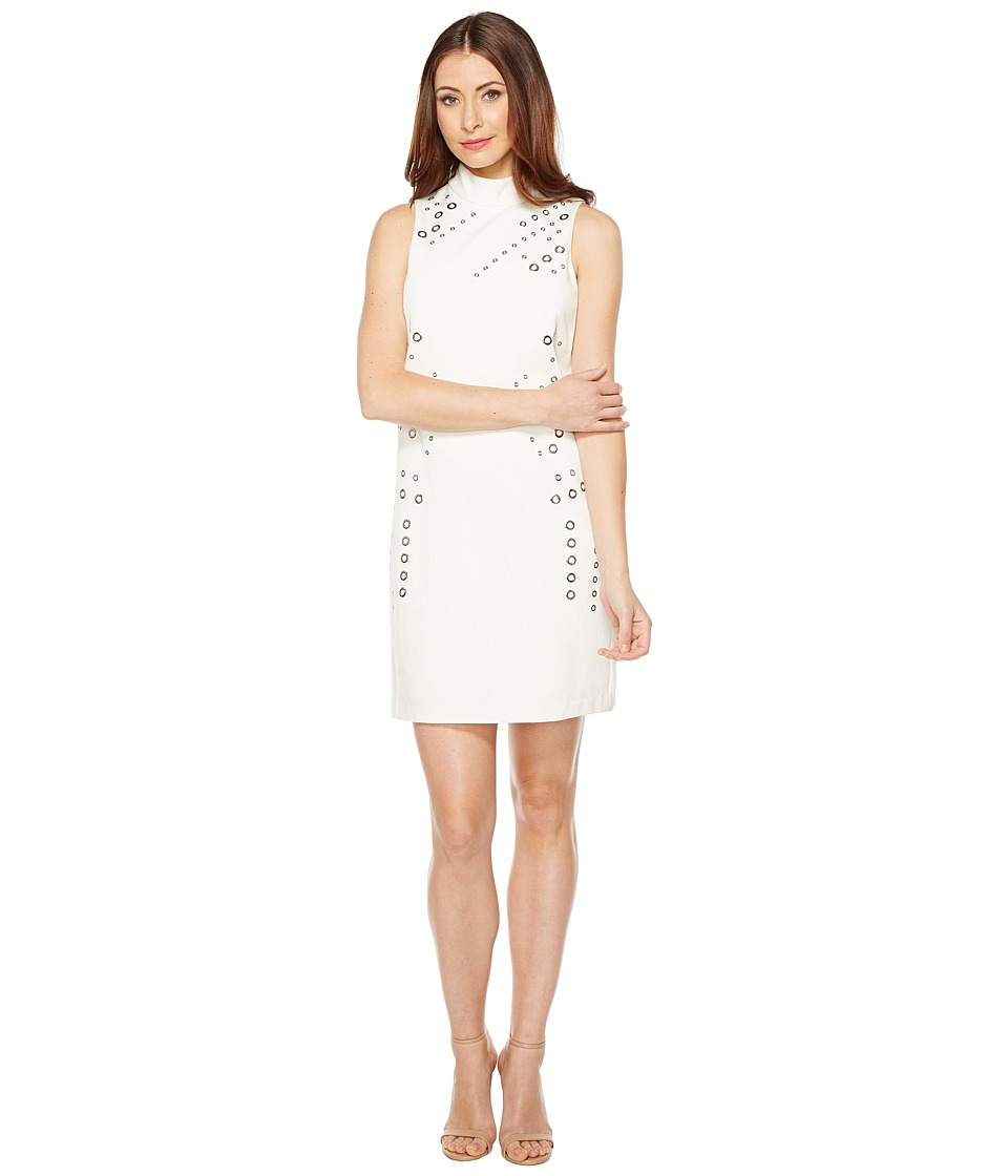 Tahari by ASL - Grommet Sheath Dress (Ivory/White) Women's Dress