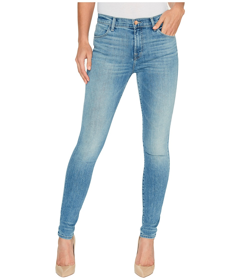 J Brand - Maria High-Rise in Adventure (Adventure) Women's Jeans