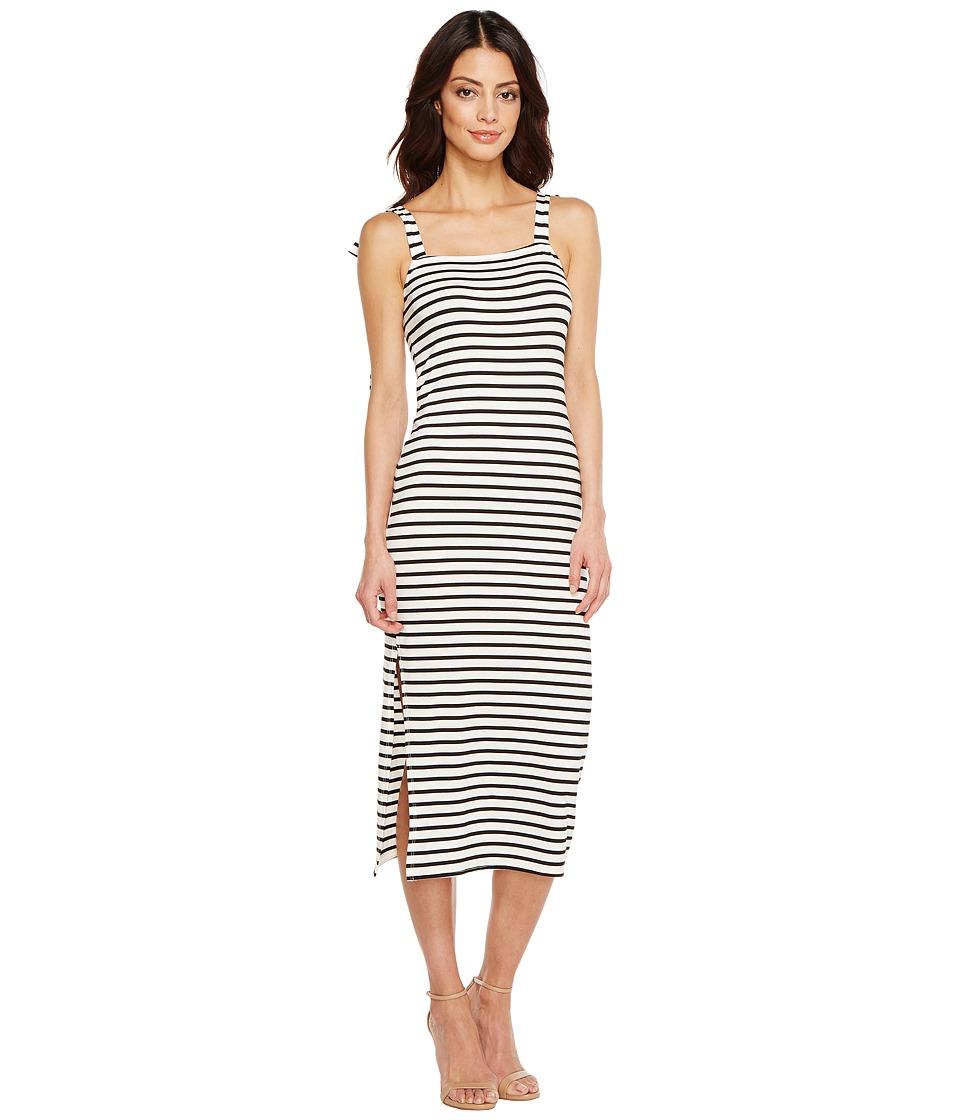 Rachel Pally - Roselyn Dress (Black/White Stripe) Women's Dress