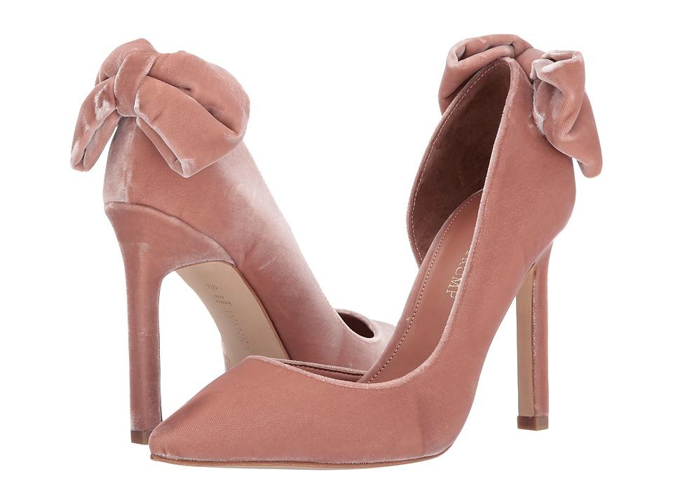 Ivanka Trump - Candi 2 (Gold Fabric/IP Velluto Master) High Heels