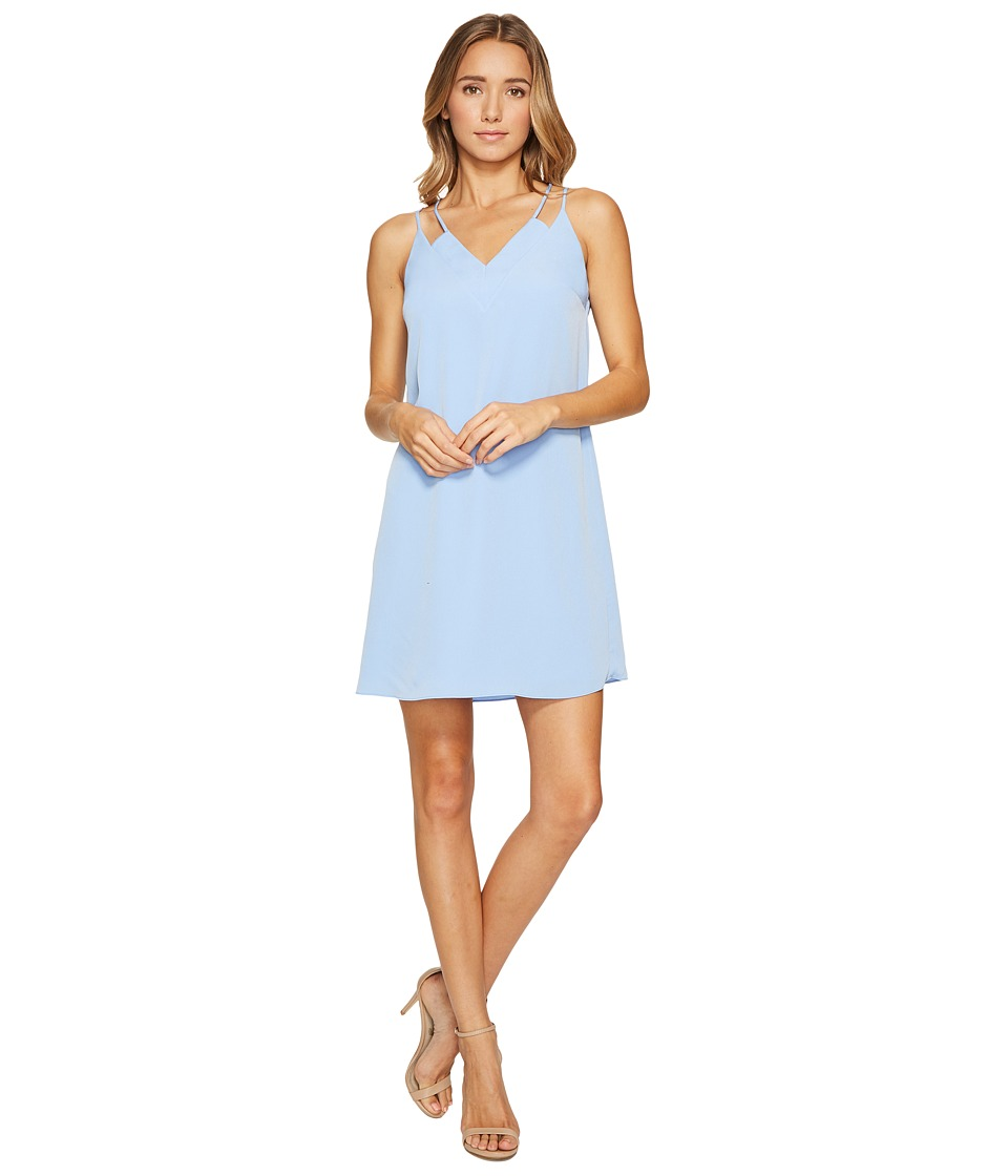 CeCe - Sweeney - Slip Dress (Blue Wave) Women's Dress