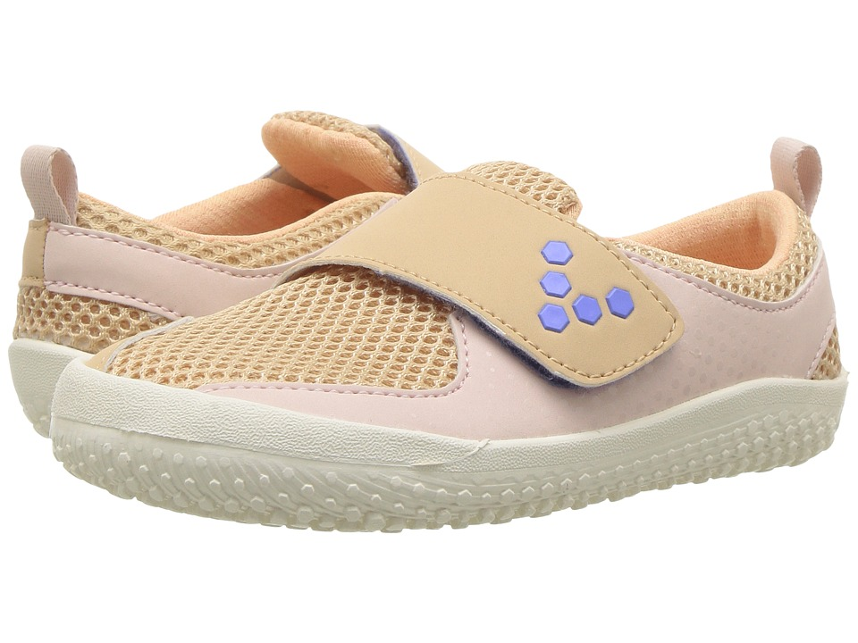 Vivobarefoot Kids - Mini Primus (Toddler/Little Kid) (Coral) Girl's Shoes
