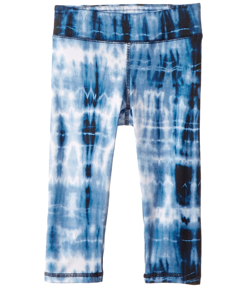 Polo Ralph Lauren Kids - Jersey Tie-Dye Leggings (Toddler) (Navy/Blue Multi) Girl's Casual Pants
