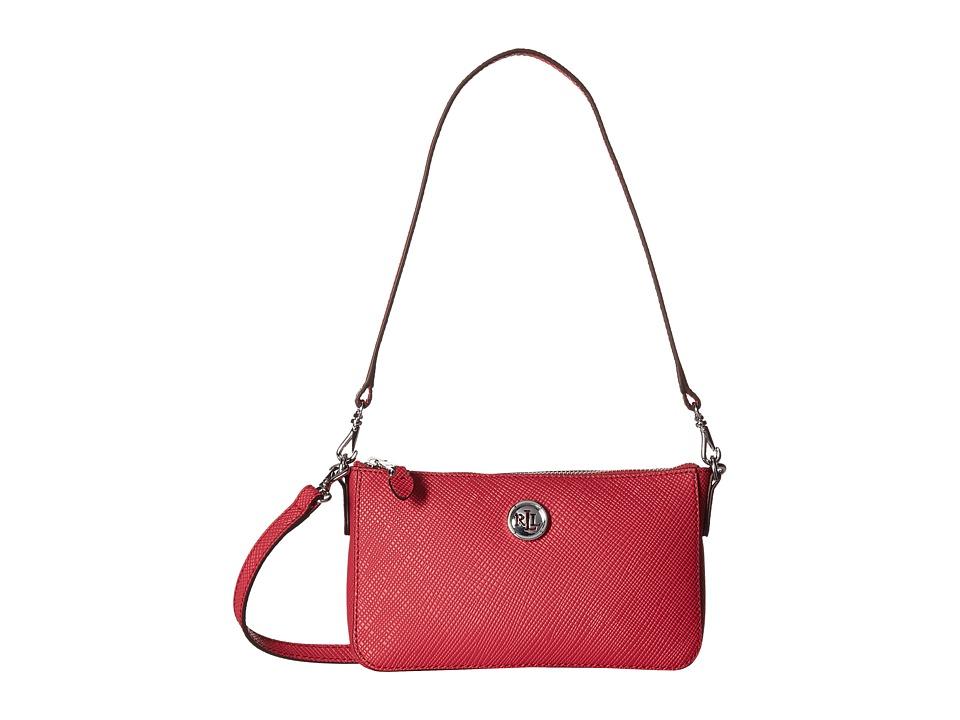 LAUREN Ralph Lauren - Pam Shoulder Bag (Rogue) Tote Handbags