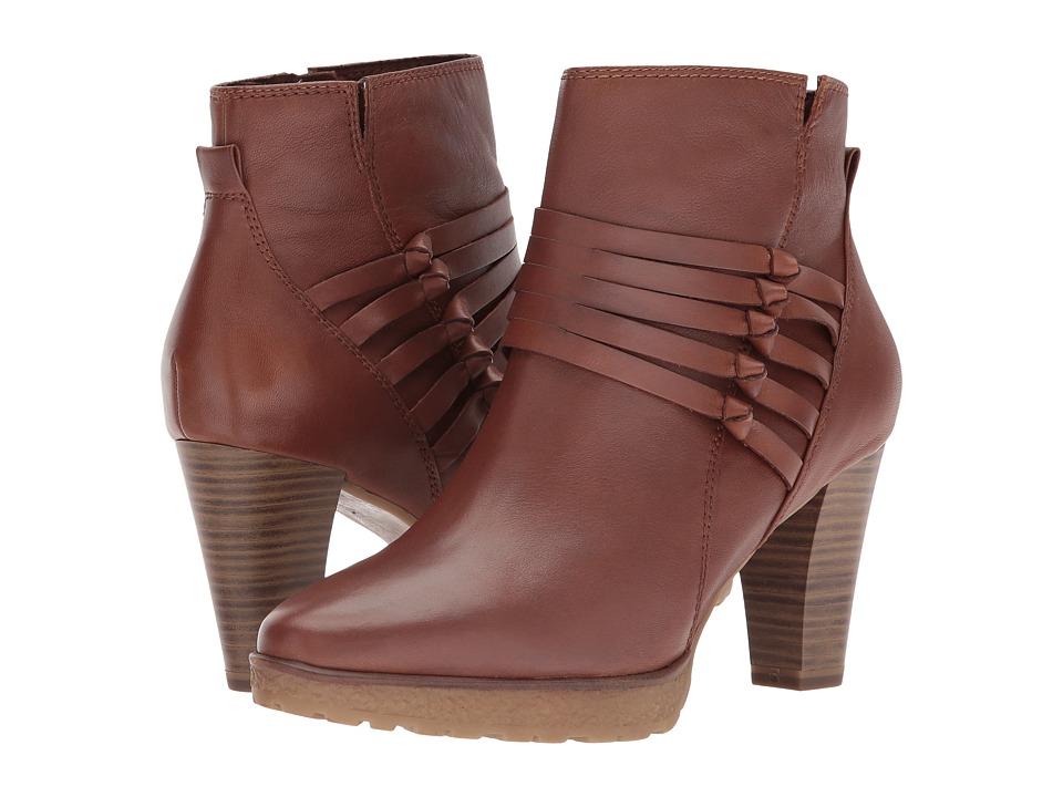 Tamaris Vicky 1-1-25320-29 (Nut) High Heels
