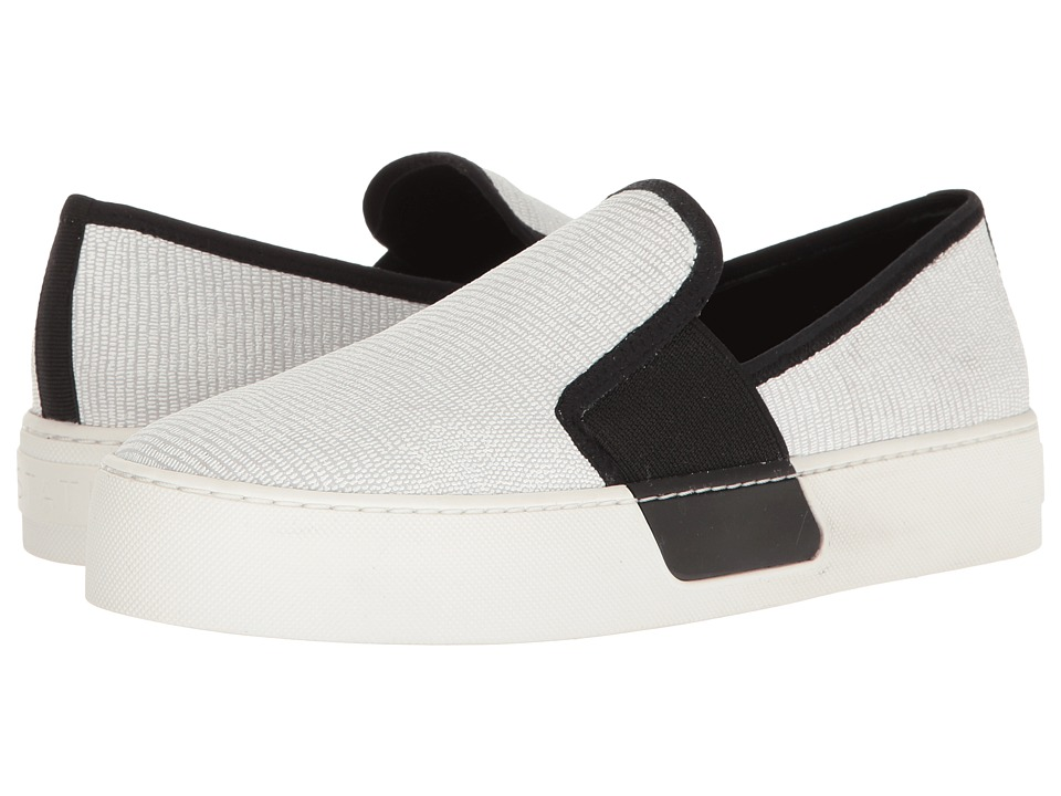 1.STATE - Waylan (White/Black) Women's Shoes